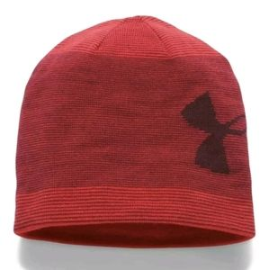UNDER ARMOUR Men's BILLBOARD 2.0 1300153 Red BEANI
